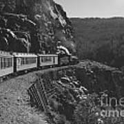 Durango Silverton Train Art Print