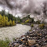 Durango Train To Silverton Dsc07626 Art Print