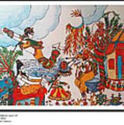 Dushyant-shakuntalum-love-17 Art Print