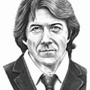 Dustin Hoffman Art Print