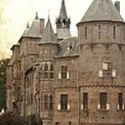 Dutch Castle Art Print