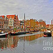 Dutch Living Art Print