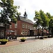 Dutch Village Art Print