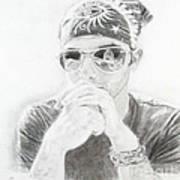 Dylan Fan Art Print