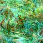 Dynamic Abstract Art Art Print