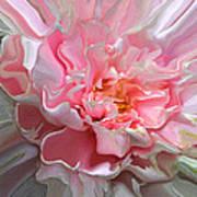 Dynamic Florals #21 Art Print