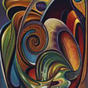 Dynamic Series #16 Art Print