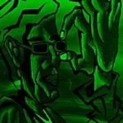 E Vincent Green Art Print