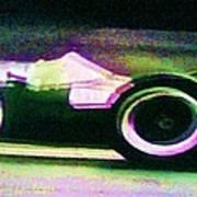 Early 60's F1 Racer Art Print
