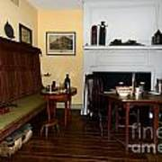 Early American Dining Room Art Print