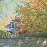 Early Autumn Home Art Print