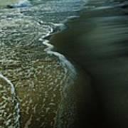 Early Evening Surf Art Print