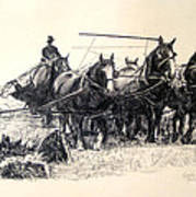 Early Harvest Art Print