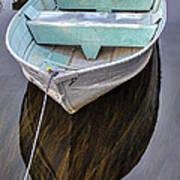 Early Morning Dock Art Print
