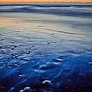 Early Morning On A Sea Coast Art Print