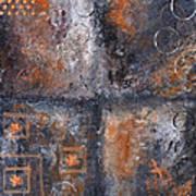 Earth 1 Art Print