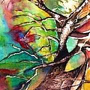 Earth Angel Sold Art Print