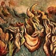 Earth Angels Art Print