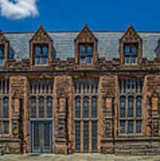 East Pyne Hall Art Print