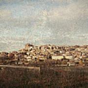 East Side Of Calahorra Art Print