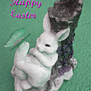 Easter Card 1 Art Print