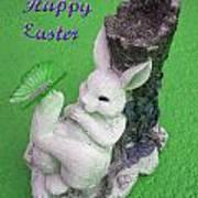 Easter Card 2 Art Print