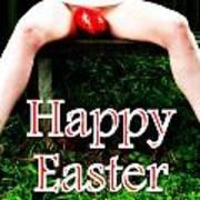 Easter Card 3 Art Print