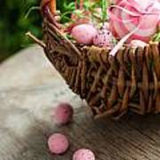 Easter Concept Art Print by Mythja  Photography