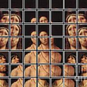 Ecce Homo 2 Art Print by Elena Mussi