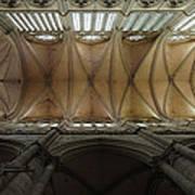 Ecclesiastical Ceiling No. 1 Art Print by Joe Bonita