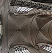 Ecclesiastical Ceiling No. 3 Art Print