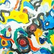 Ecstasy 2 Art Print