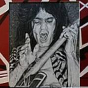 Eddie Art Print