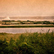 Edgartown Lighthouse Art Print