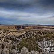 Edges Of The Grand Canyon Art Print