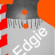 Edgie#3 Art Print