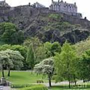 Edinburgh Castle 6493 Art Print