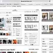 Visitors Hi Edit Keyword Search Untitled Art Print