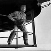 Edward Steichen, Joined The U.s. Navy Art Print