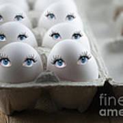 Eggs Print by Juli Scalzi