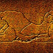 Egyptian Air Art Print