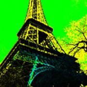 Eiffel 20130115v2 Art Print