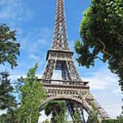 Eiffel Tower - 1 Art Print