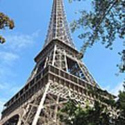 Eiffel Tower - 2 Art Print
