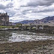 Eilean Donan Castle - 1 Art Print
