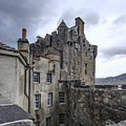 Eilean Donan Castle - 5 Art Print