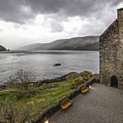 Eilean Donan Castle - 6 Art Print