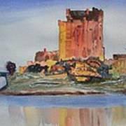 Eilean Donan Castle  Dornie Inverness Shire Scotland Art Print