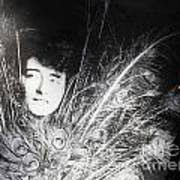 Eileen Gray Retrospective Imma Dublin Art Print by Ros Drinkwater