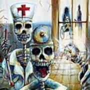 El Doctor Art Print